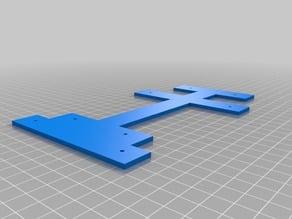 Anycubic i3 Mega Adapterplatte 360 Watt Netzteil