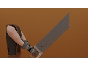Cloud blade (FF7)