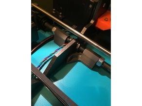 Prusa MK2S Frame brace perpendicular helper