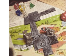 Pocket Sized Dungeon Tiles