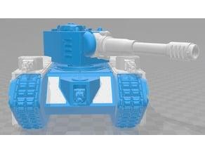 Ragnarok Mk.2 like vehicle upgrade - WH40k