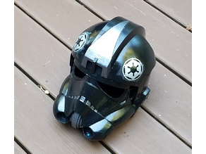 Tie Fighter Pilot Remix - Large Printers Only
