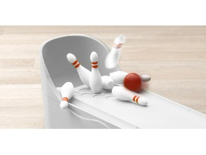 Miniature Bowling Game