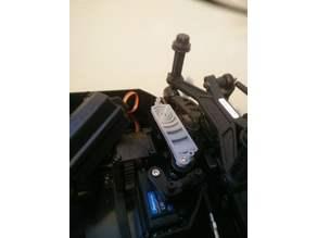 Pro-MT 4x4 reciever box mount for Tra3628 receiver box