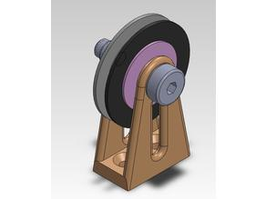 Filament Guide With Pulley