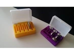 LR44, AG13, CR2032 Coin Battery Case