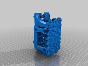 3 Speed Gearbox - Printed Assembly