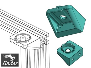 Z Axis Guide (Ender3) Deluxe Ver.