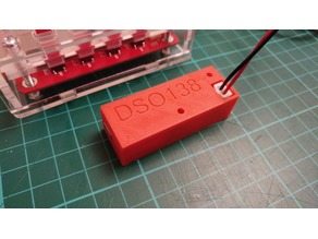 DSO138 USB Power Supply Case