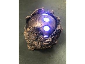 Warframe Void Relic Prop Replica  -- TennoCon Museum 2019