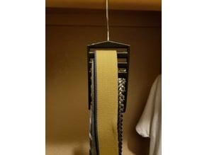 Tie/Belt Organizer