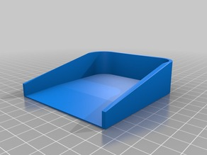 Customizable Compact Dust Pan