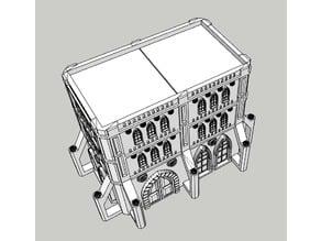 Adeptus Titanicus Building No. 10 - Intact