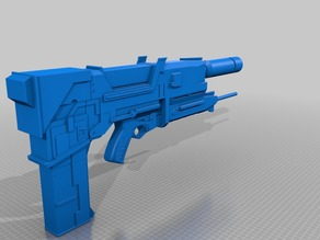 Terminator 40Watt Plasma Rifle ( Designed by Killonious)