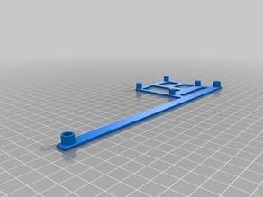 Maker Select v2 Mosfet board mount .5 extra mm