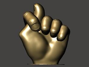 Cross-Finger