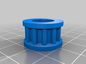 T5 12 tooth  replacement for K8200 X/Y axis bearing
