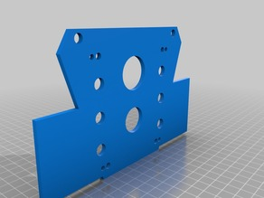 Motor Plate for Gearbox