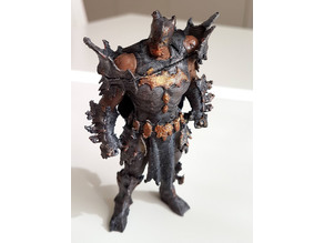 Batman Armoured Version