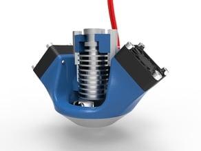K8200 E3D-V5 Circular Cooler