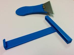Scraper Blade Guard