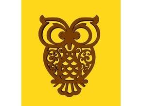 Owl Design # 3