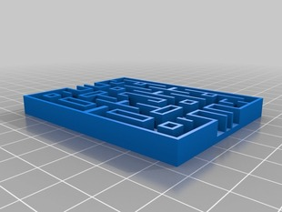 Customized Pacman Maze