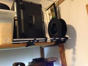 IKEA ivar filament roller/holder