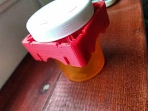 Reuse pillbox