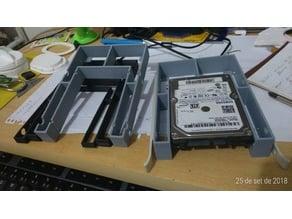 Suporte HD 3.5 / 2XHD-SSD