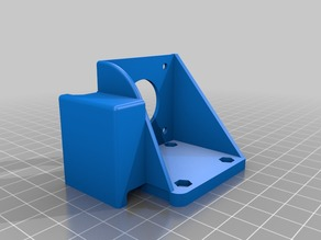 Titan Extruder Palette 2 Mount  For cr-10