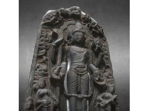 Visnu Lokesvara, Pala-Sena style