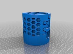 Abstract Flower Pot Prototype