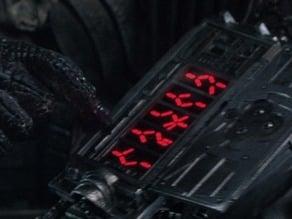 Predator Left Arm Detonator