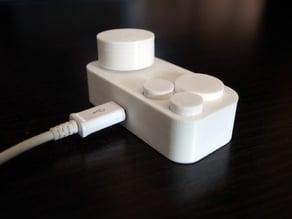 Micro USB Media Controller (Arduino Pro Micro)