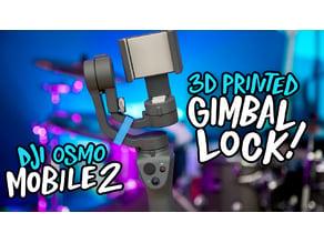 DJI Osmo Mobile Gimbal Lock