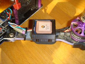 GPS mount for BN-220 on arm 15mm