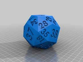 Gravity Falls 38 Sided Die for Dungeons, Dungeons, and More Dungeons