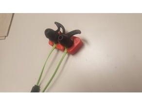 Magnetic Headphone Holder