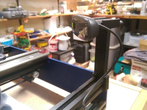 Logitech C270 Camera Mount for 20mm Extrusions