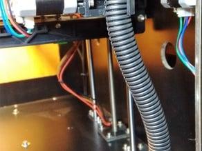 Kabelschlepp für CTC X-Achse