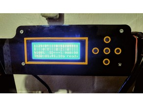 Parametric Button Guide Bezel Trim Customizable