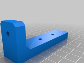 My Customized Parametric L Bracket for any size you want