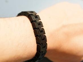 modular chain bracelet