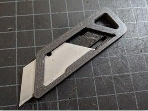 Press Utility Blade Holder