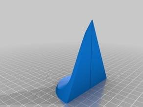 Sardauscan 3D - calibration cone