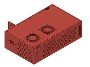 Ender-3 Control Box - MKS GEN-L - MOSFET - Buck Converter -Pi Zero W