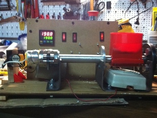 YALFE - YET ANOTHER LYMAN'S FILAMENT EXTRUDER