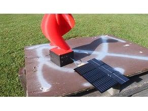 Wind Turbine Electronics Box
