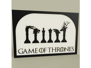Game of Thrones - Heraldry